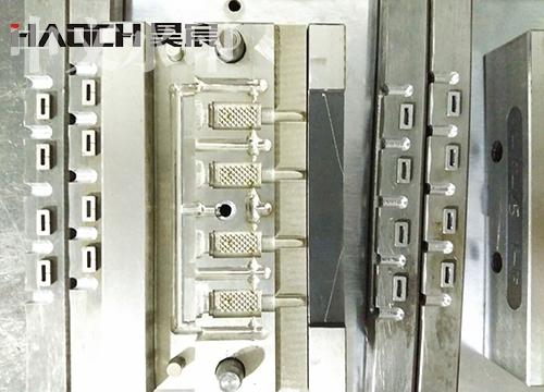USB插头模具