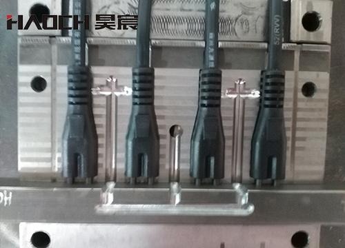 AC插头模具