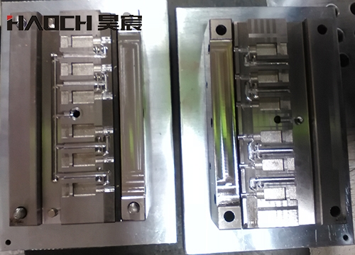山东USB插头模具