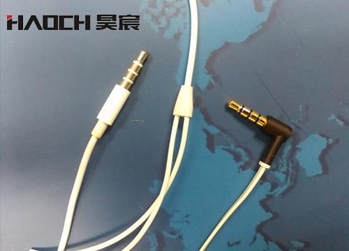 耳机插头模具